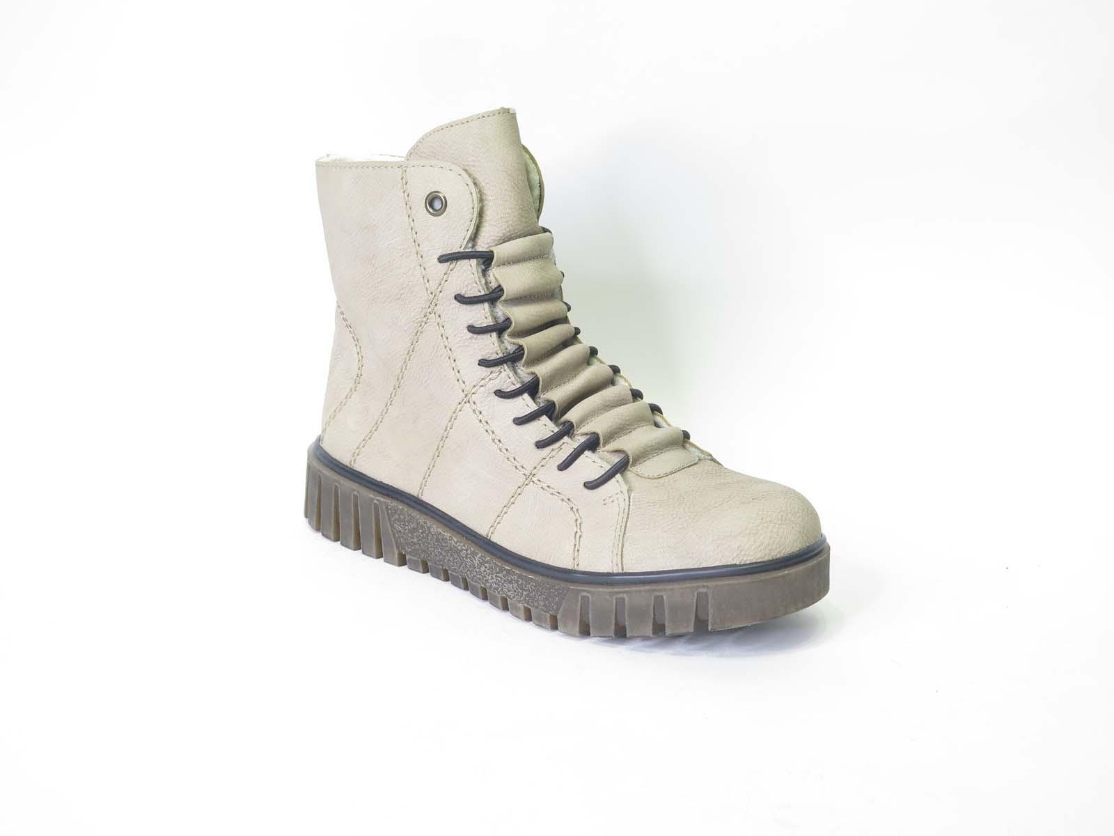 749d79837 Зимние женские ботинки RIEKER | Дом Обуви